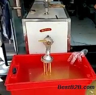 汤子面机玉米叉子机自熟馇条机苞米碴子汤条机