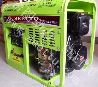 江苏250a柴油发电电焊机价格多少