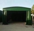 活動推拉雨棚可移動伸縮帳篷定制武漢中恒達
