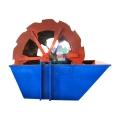 大型全自動輪斗式洗沙機設備礦山沙場制沙機