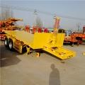 9.6米挖掘機拖板車東莞新版尺寸公告標準