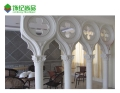 廣東粵魯湘環保裝飾材料GRG定制板