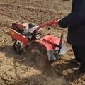 四驅自走式多功能旋耕機小型柴油耕地機