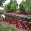 湖南水泥仿木護欄制作雙X型 仿木欄桿 園林景觀防護