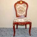 联肯家具实木软包中式餐椅
