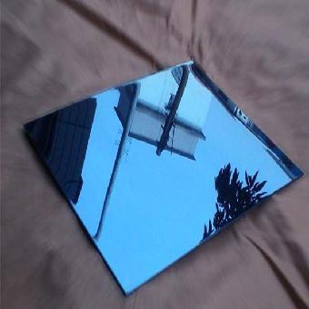 不锈钢宝石蓝镜面板