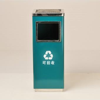 艺川标识国家电网标志方形垃圾桶