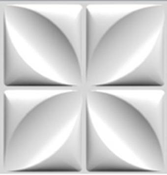 立体分子矢量素材