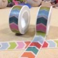 創意日式彩色和紙膠帶定做 卡通和紙膠帶DIY手賬