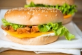 快餐炸雞漢堡休閑小吃類學習
