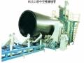 大口径缠绕管生产线_排水管生产线_中空壁缠绕管设备