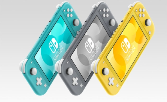 任天堂推一体机Switch Lite 9月199美元起发售