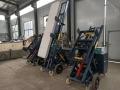 河北沧州集成墙面轻质隔墙板安装机液压立板机