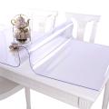 中田防水防烫软玻璃PVC桌布水晶板 质优价低