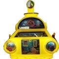 新款儿童游乐意彩注册设备投币游戏机潜水艇敲敲乐游艺机厂家直