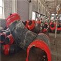 大量供應福建聚氨酯發泡大口徑管件三通