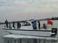 專業船廠直銷玻璃鋼全新私人釣魚艇