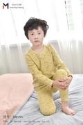 艾勒蓓儿儿童家居品牌冬季加绒款家居服折扣货源