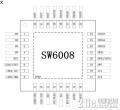 智融SW6008,5V3.1A高效同步升壓輸出