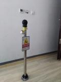 山東加氣站安裝人體靜電釋放器