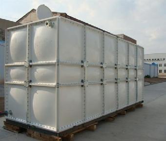 搪瓷水箱山东德州武城水箱厂家图搪瓷钢板水箱