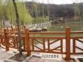 江西仿木圍欄招標項目工程整治改造,江西仿木欄桿廠家