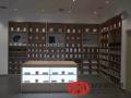 苹果手机展示柜台靠墙体验柜配件柜台工厂直销 华为柜