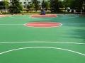 北京橡膠網球場地面施工翻新硅PU球場設計