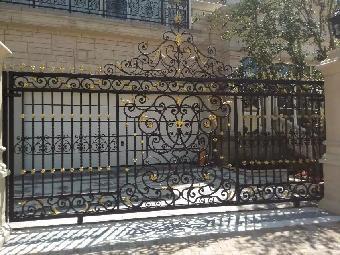独具欧式风格的艺术大门,牌楼,外墙围栏,楼梯扶手,护窗,阳台护栏,空调