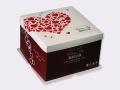 重慶蛋糕包裝盒定做,透明吸塑紙盒定制