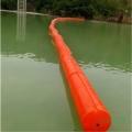 一體式隔離漂浮物浮筒聚乙烯浮筒廠家
