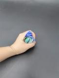 丰汇承接来料彩印生产弯折不开裂硅胶泳帽 硅胶印刷机