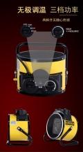 冬季辦公室專業小型3kw暖風機便攜式電熱風取暖器