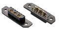 艾迈斯专利电流通信端子混装连接器,直流电机用电流通