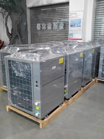 空气能热水器价格-广东蓝冠厂家