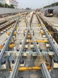 铺轨支撑架,铺轨机具钢支墩