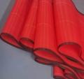 特氟龍網格傳送帶性價比高耐磨熔噴布專用網簾優惠