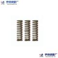 襄樊彈簧廠生產黃銅線壓簧摩托車彈簧