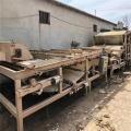 出售廣東產二手2X8米帶式壓濾機 污泥處理二手設備