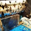 广西硬塑料单轴撕碎机 胶头料粉碎机 凯迪供应