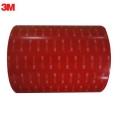 3M4915VHB透明雙面膠帶防水耐高溫高粘性膠帶