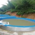 廣西養殖帆布水池定做 江西耐用養殖帆布魚池