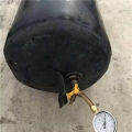廠家直銷DN1200mm管道封堵氣囊管道堵水氣囊