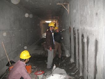 河北地下室堵漏施工时间的相关说明