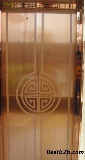 不锈钢电梯厅门