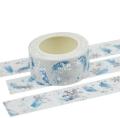 廠家專業來圖定制珠光磨砂和紙膠帶易撕防水膠帶