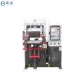 63噸硅膠真空模壓機 東莞小型硅膠真空硫化機