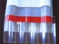 浙江金華多凱陽光板采光板840阻燃板 防腐瓦