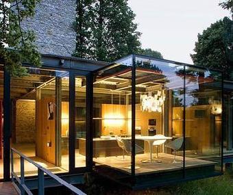 上海专业制作大型钢结构阳光房,精美欧式阳光房