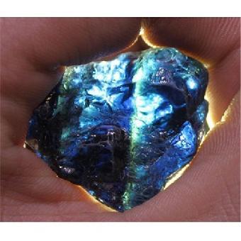 蓝宝石原石的由来及其在史上的地位